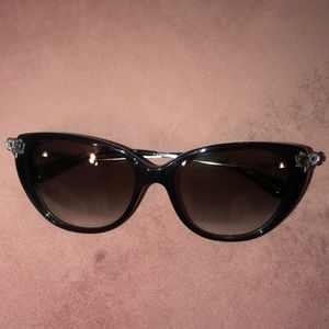 Black Coach sunglasses